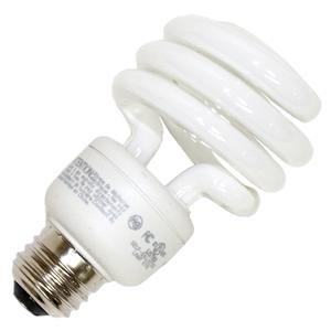 (Dulux Electronic 19 Watt Mini Twist Compact Fluorescent Bulb in Soft)