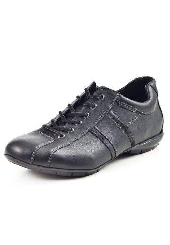 Lloyd - Zapatos de cordones de cuero nobuck para hombre