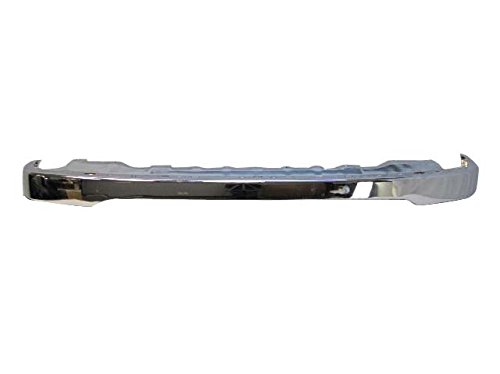 (01-04 TOYOTA TACOMA 2WD 4WD PICKUP FRONT BUMPER FACE BAR CHROME)