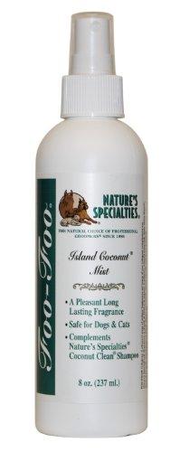 Nature's Specialties Foo Foo Island Coconut Pet Cologne Mist, 8-Ounce by Nature's Specialties