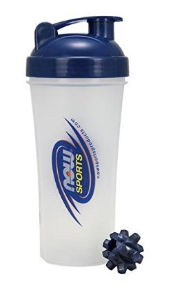 NOW Sports Thunderball shaker cup Now Foods 20 oz Bottle