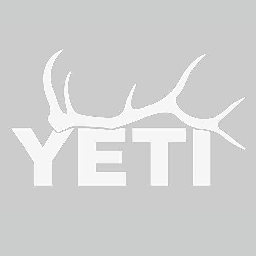YETI Sportsman's Decal Elk Antler - Decal Elk Bugling