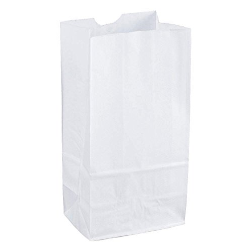 Kraft White Paper Bag #2 Candy Peanuts Treat