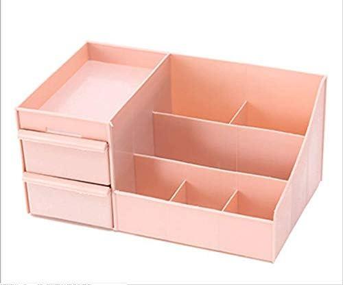 XWYSSH主催 化粧品収納ボックス化粧デスクトップ化粧ドレッシングのボックスオフィス収納ボックス風風北欧 XWYSSH