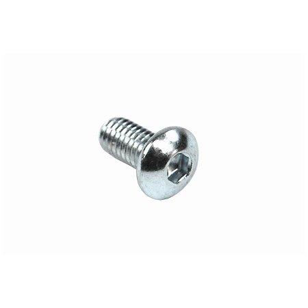 (Aquatuning ISO 7380 M3 x 6 Hexagonal Fillister Head zinc Coated Water Cooling)