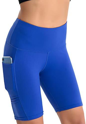 Women High Waist Yoga Shorts