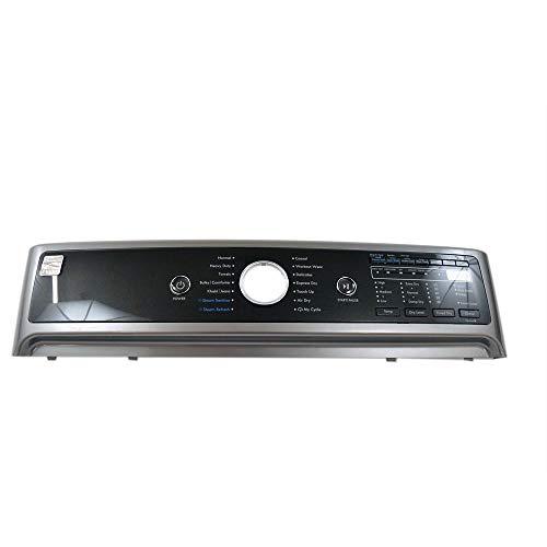 - Lg AGL75694702 Dryer Control Panel Assembly Genuine Original Equipment Manufacturer (OEM) Part