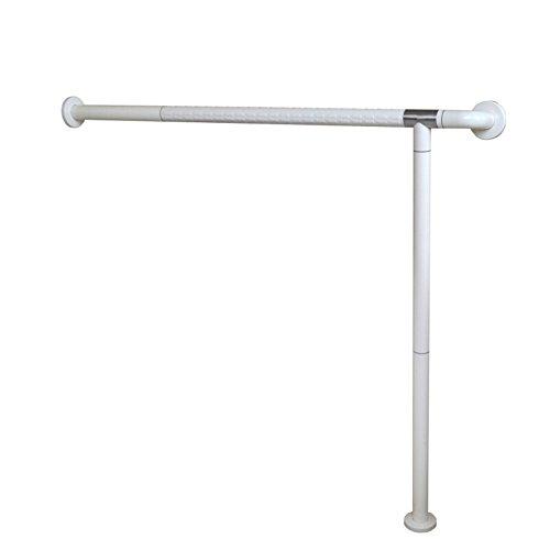LKK Bathtub Assistant Premium Bathtub Bathroom Bathing Accessible Wall Sticker White 1034 750mm ()