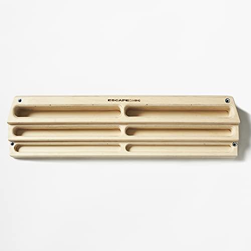 Escape Climbing Unlimited Hangboard | Premium Wood