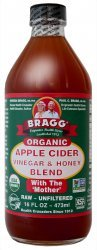 Organic Apple Cider Vinegar & Honey Blend