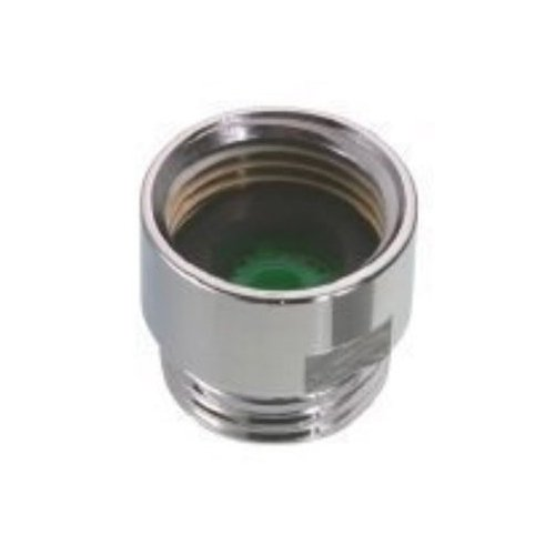 1.5 GPM Maximum Flow Rate Chrome Finish Green Flow Regulator Female 1//2-14 NPT x Male 1//2-14 NPT Female 1//2-14 NPT x Male 1//2-14 NPT Brass Pack of 6 Neoperl 13 1000 3 PCA Shower Adapters