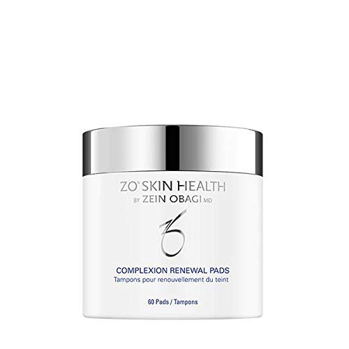 """ZO Skin Health Complexion Renewal Pads 60 Pads """"formerly called Offects TE-Pads Acne Pore Treatment"""""""