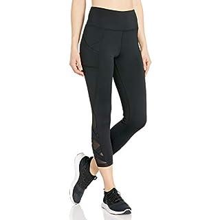 Bally Total Fitness Women's Exhale Mid-Calf Pocket Legging