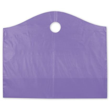Deluxe Small Business Sales 53-SPWVL-66 22 x 8 x 18 in. Frosted Wave Merchandise Bags, Grape from Deluxe Corporation