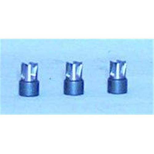 DenDesigns 11000 Series Rotobroach Cutters - 7/16 Inch - 3 Pack