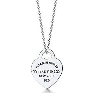 Tiffany And Co Pendant Heart Tag Silver 219
