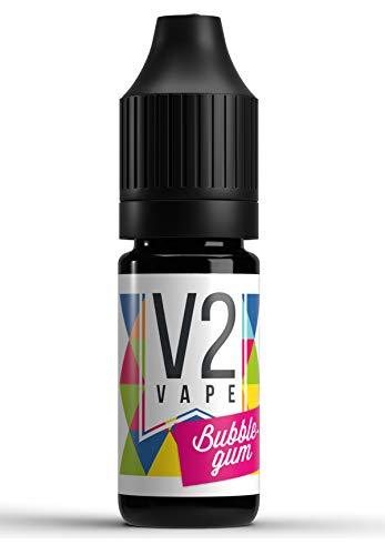 V2 Vape Bubblegum / Kaugummi AROMA / KONZENTRAT hochdosiertes Premium Lebensmittel-Aroma zum selber mischen von E-Liquid…