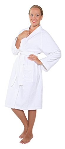 Arus Womens Lightweight Bathrobe Turkish product image