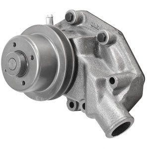 John Deere Pump Water w/ Press On Pulley Part No: A-AT29618