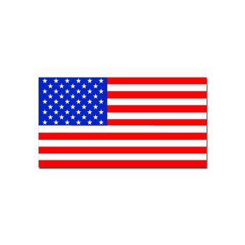 Usa american flag patriotic car truck notebook vinyl decal sticker