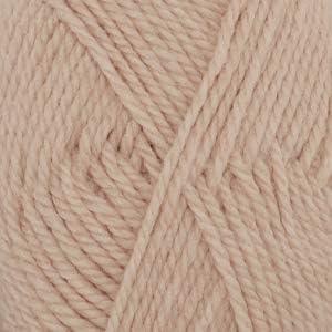Pure wool yarn Aran yarn 77 Yards per Ball Knitting yarn Drops Alaska in 1.8 oz Balls