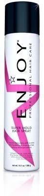 Enjoy Super Hold Aerosol Hair Spray (10.1 oz.) ()