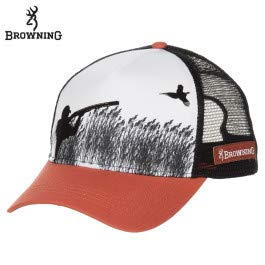 (Browning Cap Rooster Rust Snapback)
