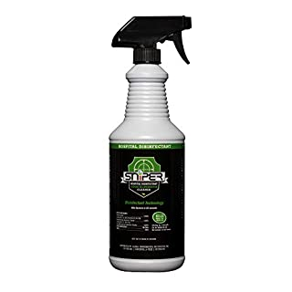 SNiPER Hospital Disinfectant, Odor Eliminator, and all purpose cleaner, 32ounce Bottle