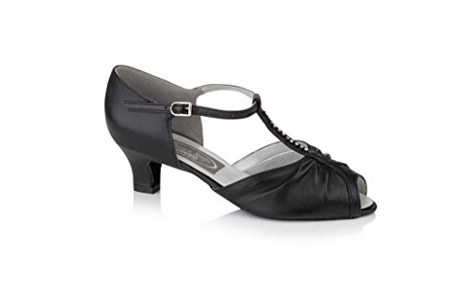 Dance Topaz Freed In Steps Donna Da Ballo Misura Scarpe 40 Pelle FqO4Ud