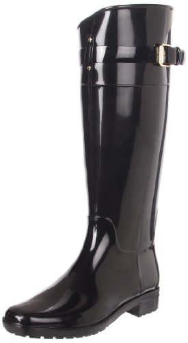 Lauren Ralph Lauren Womens Rossalyn II Rain Boot Black gginX