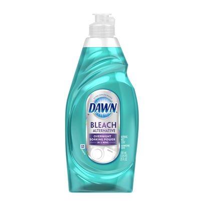 Morning Mist (Dawn Ultra Platinum Dishwashing Liquid, Bleach Alternative, Morning Mist Scent, 20 Ounce)