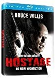 Hostage - Limited Steelbook Edition (Blu-ray) [DVD]