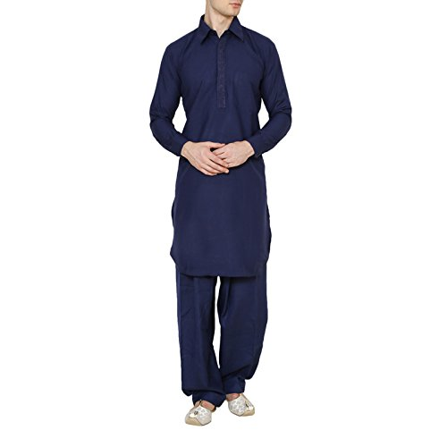 Royal Indian Pathani Suit Mens Ethnic Wedding Wear Traditional Bollywood Kurta Pajama