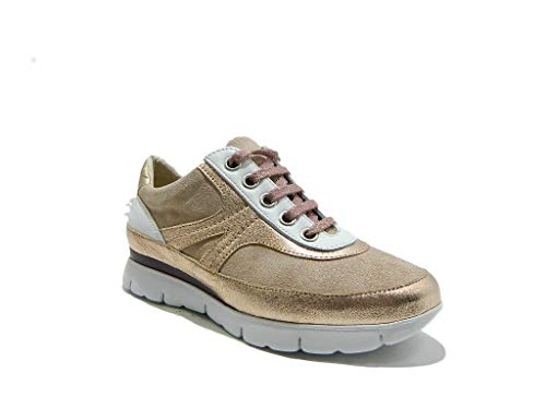 Stringate Nude Sneakers Pale Donna Flexx Move Tee Scarpe The Pink cFOqCx