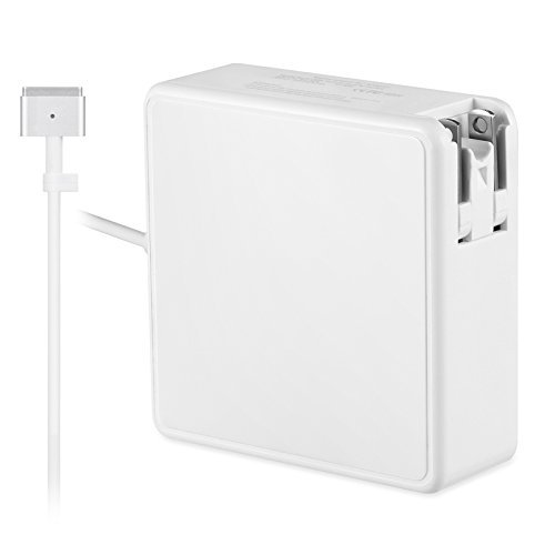 Magsafe 2 85w Power Adapter for Macbook Pro 17/15/13/11-Inch-T-tip.Compatible with all MacBooks produced after mid 2012.