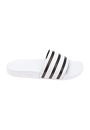Weiß para Weiß 10K Mujer Zapatillas Adidas Schwarz CBqYTEwUnx