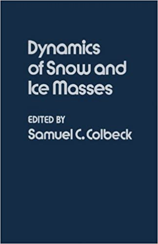 Dynamics of Snow and Ice Masses