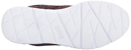Zapatillas Dvs Footwear Para Mujer Premier 2.0+ Wos Skate Shoe Black / Multi Knit