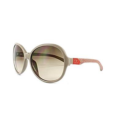 Calvin Klein Jeans Sunglasses CKJ723S 209 Taupe Brown Gradient