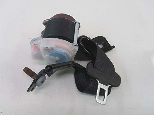(Morad Parts 16-18 Chevy Malibu Left Driver Rear Black Rear Seat Belt Retractor Back 84236741)