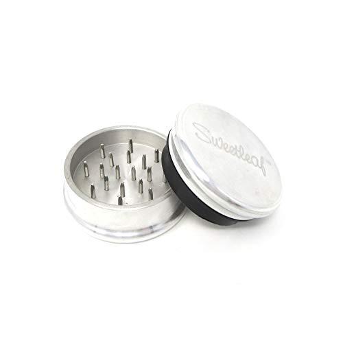 (Sweetleaf 2 Part Aluminum Pocket Herb Grinder 2