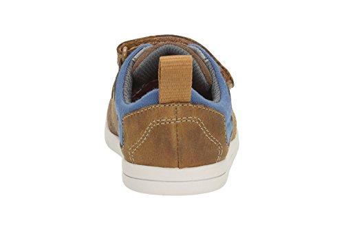 Startrite Crazy Jay Jungen Tan Leder Erste Schuhe Hautfarben
