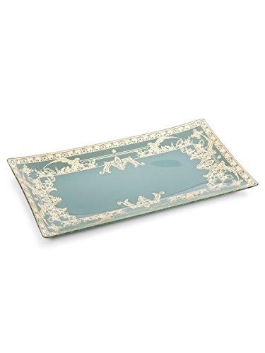 Abbott Collection 27-Palazzo/149 Rectangle Plate with ()