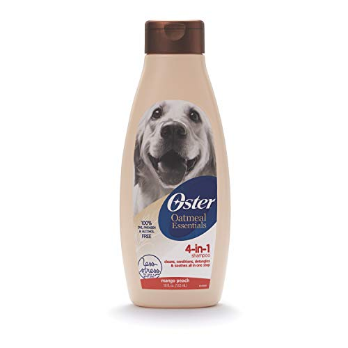 (Oster Oatmeal Essentials 4-in-1 Shampoo )