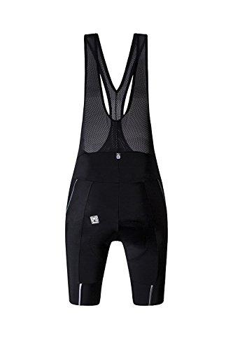Santini 365 SP1064GILREA2 - Santini Rea 2 Womens Bib Shorts GIL 2 Pad Black Negro