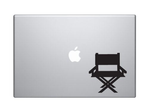 Cinema Home Theater Part 3 - Director Chair Silhouette - 5