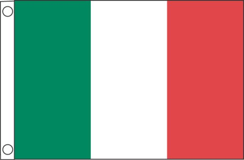 Taylor Made Products 93075 Italy Boat Flag (12'' x 18'')
