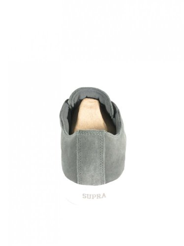 Supra Thunder Low - Zapatillas de ante para hombre gris Charcoal