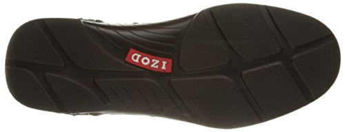IZOD Men's Forman Boat Shoe, M US Dark Tan