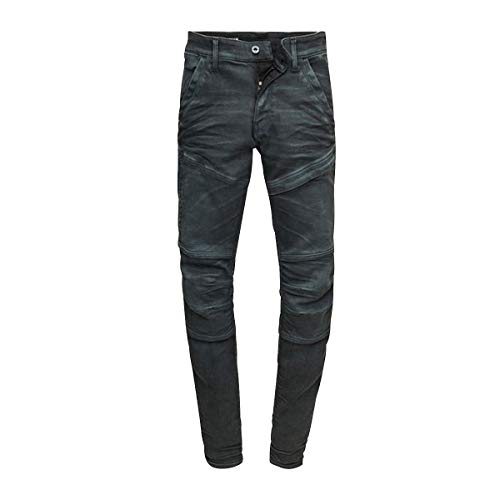 star Raw Rackam Homme Black Blue Skinny Jeans G Colored d5g7xZndF